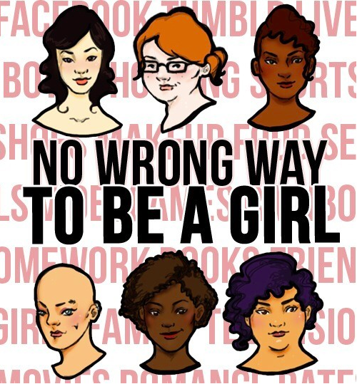 No_wrong_way_to_be_a_girl