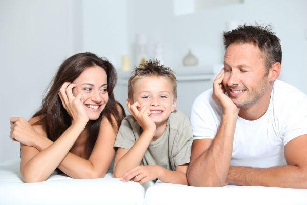 والدین و کودک اینترسکس
