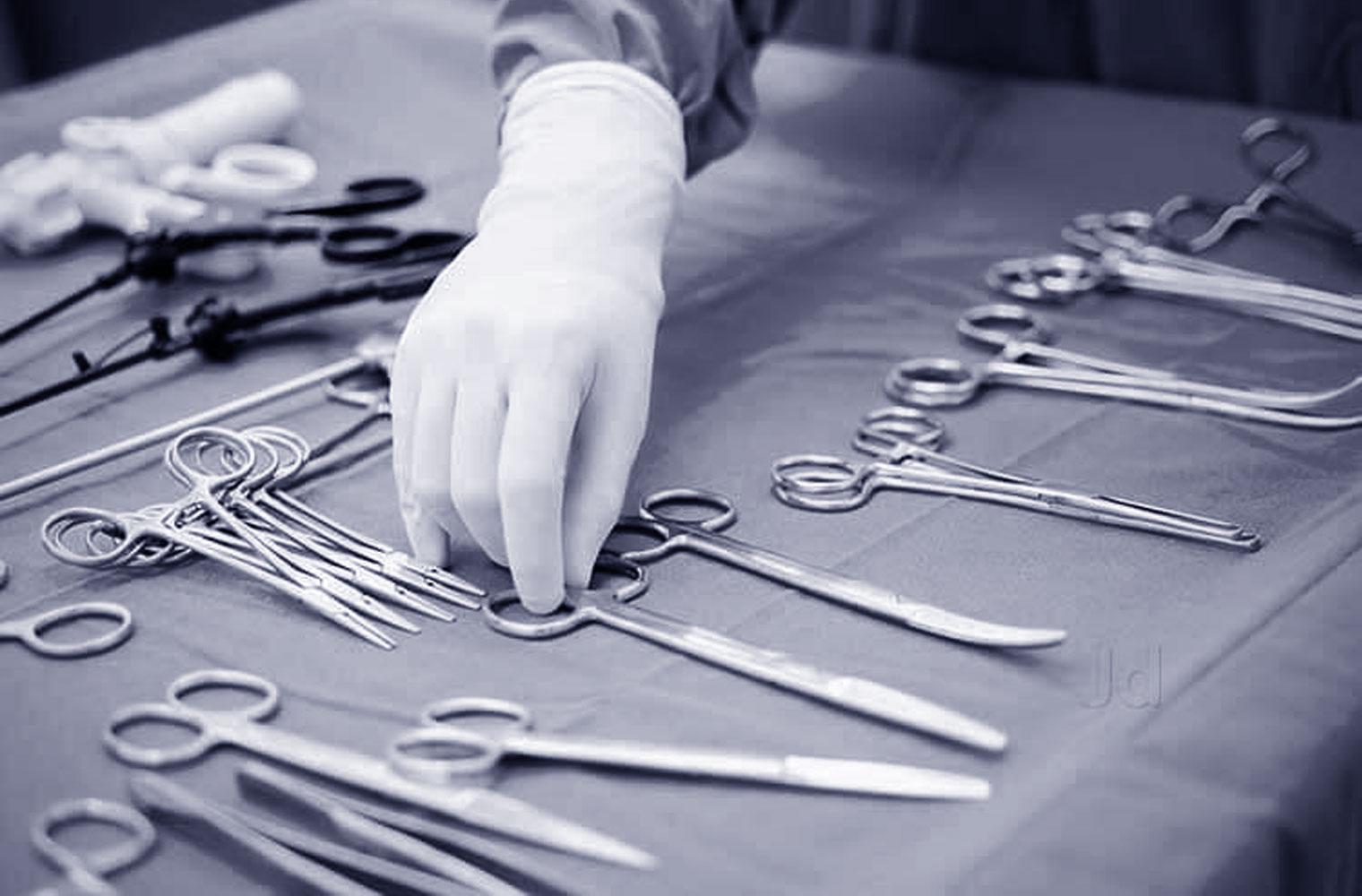 جراحی کودکان اینترسکس