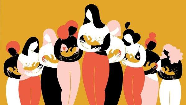 شیردهی در زنان ترنس